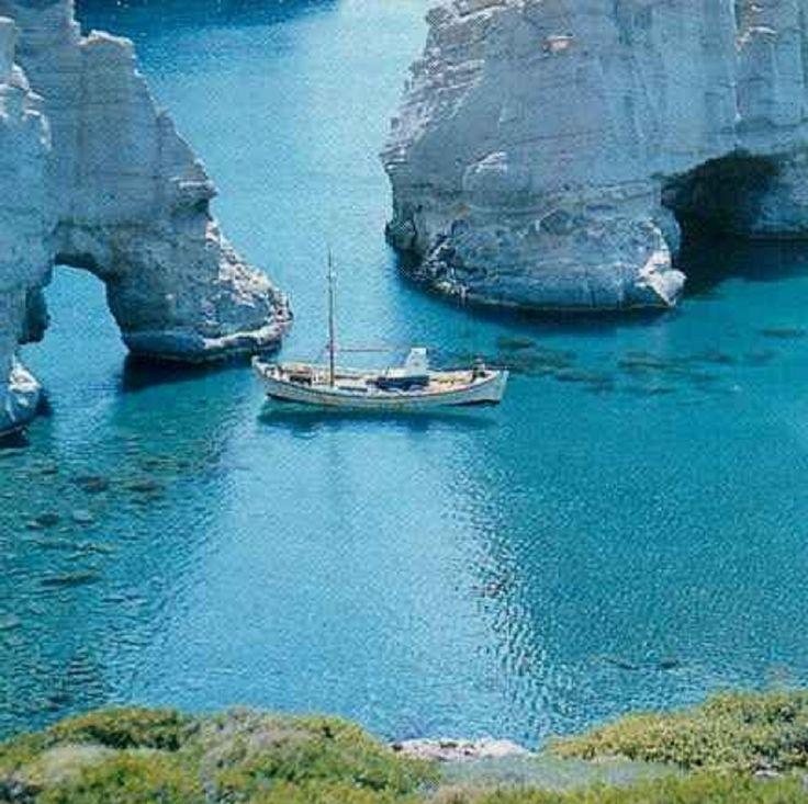 GREECE CHANNEL | Milos, Kleftiko