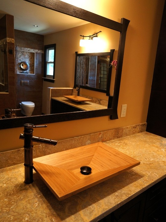 Asian Bathroom Design, Pictures, Remodel, Decor and Ideas - page 20