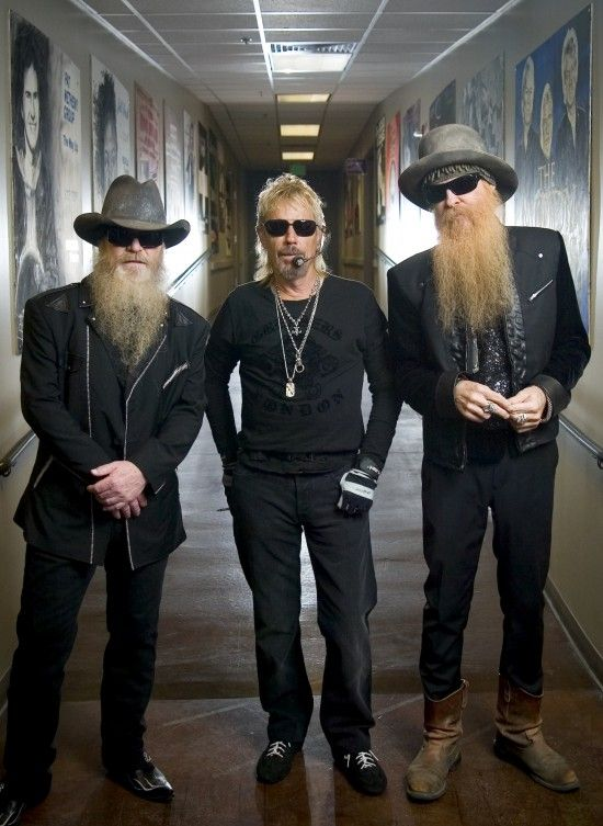 "ZZ Top... I don't know if it's true, but someone once told me they got their name ""because the only papers they sold in Arlen,TX at the time were ZigZag and Top papers""."