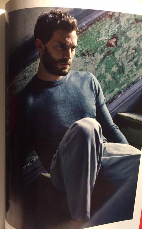 Photo of Jamie Dornan for The Magazine Details #JamieDornan