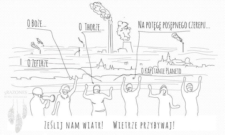 #5razones #smog #Krakow Modlitwa, jak i nadzieja umiera ostatnia.
