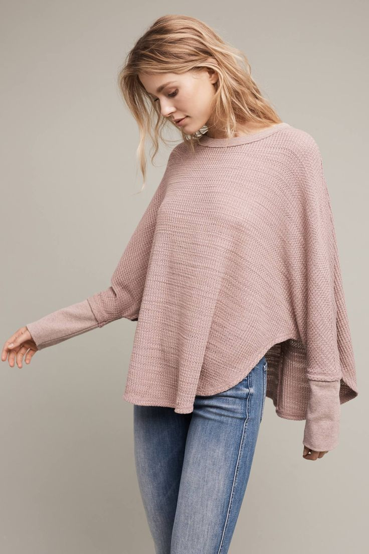 Village Swing Thermal at Anthropologie $68.