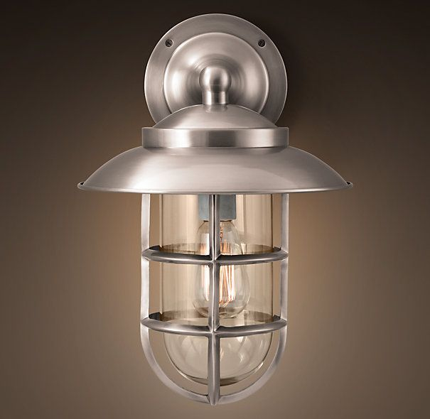 Restoration Hardware Outdoor Lighting Reviews: Lighting & Electrical Images On Pinterest