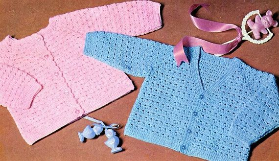 Instant CROCHET Pattern Girl & Boy BABY by KenyonDownloadBooks