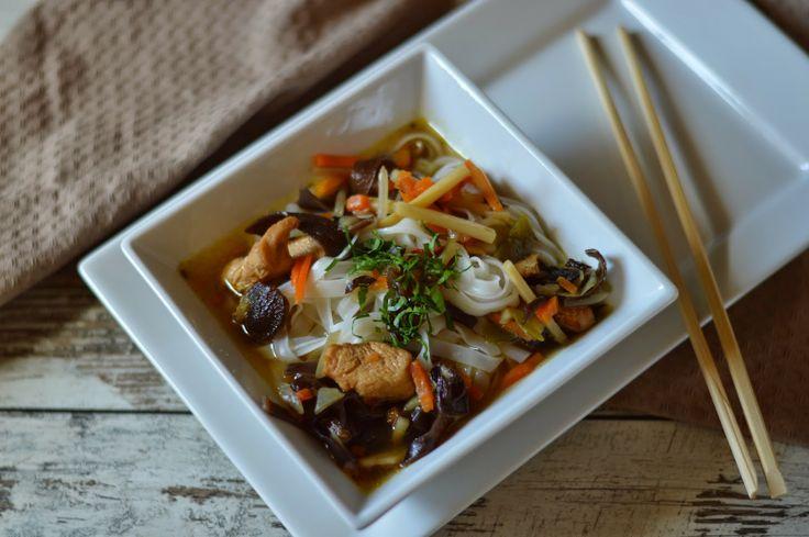 Chińska zupa