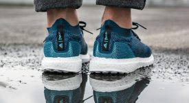 Parley x adidas Ultra Boost Uncaged Blue BY3057 Buy New Sneakers Trainers in UK Europe EU 03