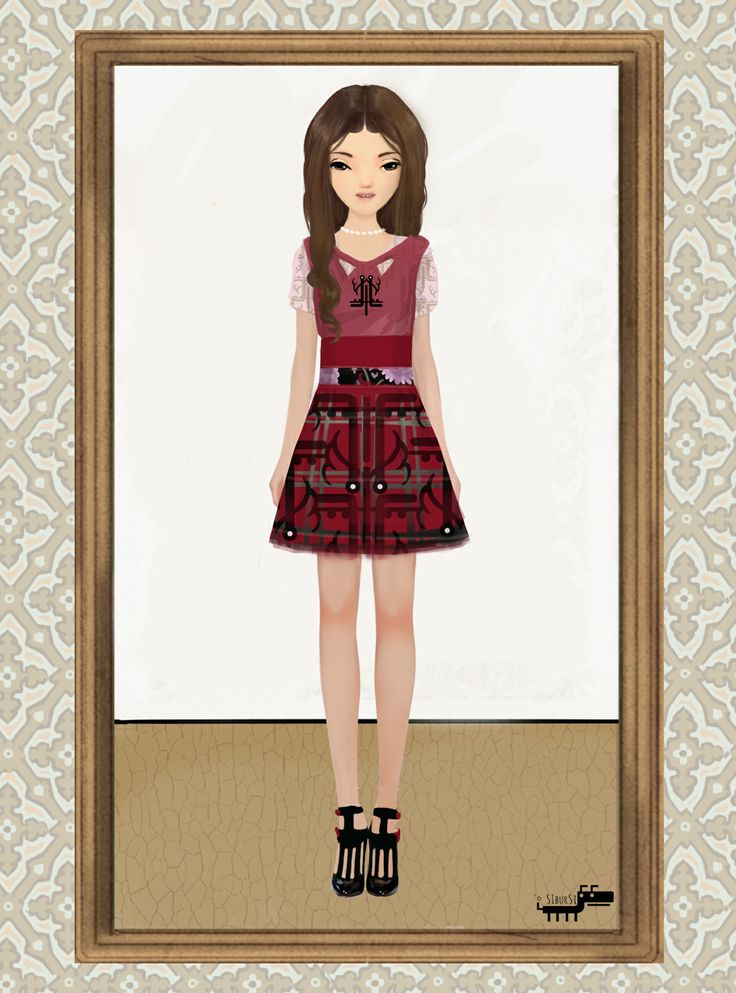 my fashion SIMONA BURSI