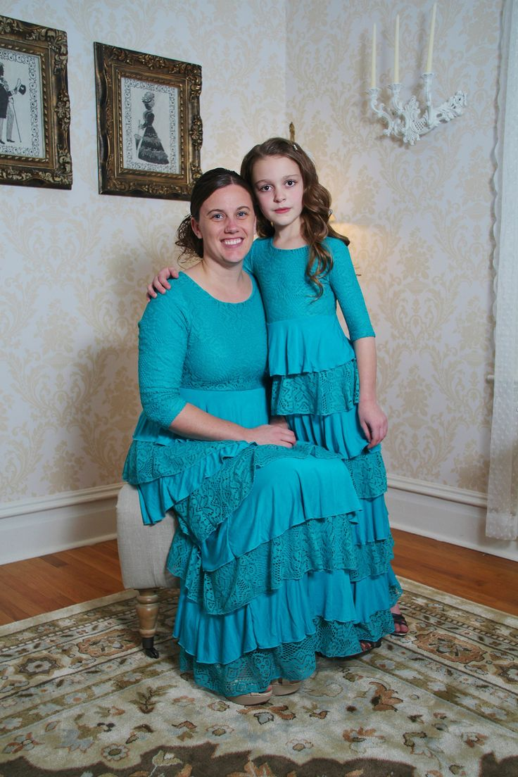 Dainty Jewell's Girls Collection Sizes 2-16: Dreaming in Vintage in Teal | Ruffles Lace Weddings Bridesmaid Dresses Modest Apparel | www.daintyjewells.com