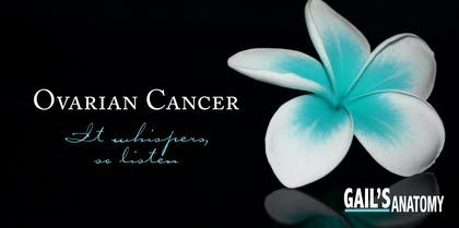 Follow link to read a story by a mother of a a YOUNG woman who died of ovarian cancer becuase she made the mistakes many of us do - trusting that a doctor knows our body better than we do after doing nothing more than a physical exam.  http://ovariancancerawareness4life.org Every woman is at risk of Ovarian Cancer. Know the signs, visit https://www.facebook.com/notes/ovarian-cancer-alliance-of-ohio/symptoms-of-ovarian-cancer/328724666491