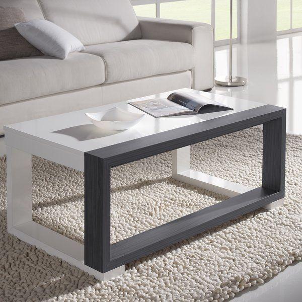 Table Basse Avec Plateau Lemos En 2019 Table Basse Table Et Table Basse Relevable