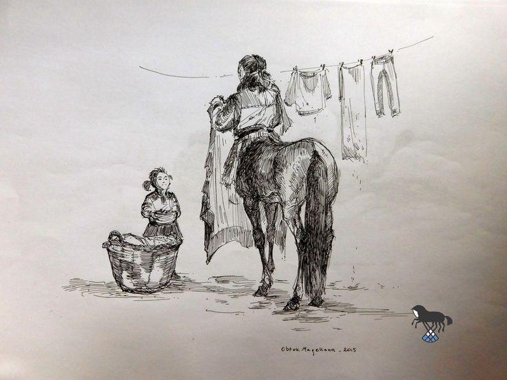 Laundry by OblokMagellana