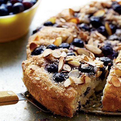 Combine the dry ingredients the night before for a quick morning start. Serve this cake warm or at room temperature.