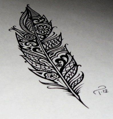 White: Custom Ink Drawing Black & White Commissioned Artwork GREAT TATTOO... - Tattoo