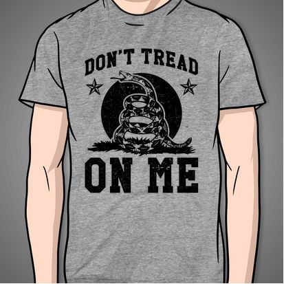Don't Tread On Me – Print Proxy  #tshirt #shirt #funny #cute #geek #nerdy #gaming #teenager #hipster #retro #games #summer #trendy #party #fanboy #ps4 #xboxone  #comics #fashion #america #usa #freedom #unitedstatesofamerica #july 4 #4thofjuly #4 #july #cowboy #country #luke #bryan #lukebryan #beer #trucks #guns #truck #boots #hillbilly #drink #drunk #girl #guitar #fire #shoot #rifle #dancing #dance #dirt #bow #arrow #cammo #camouflage #bud
