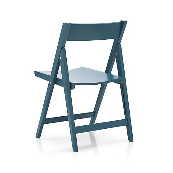 spare peacock folding chair in dining chairs