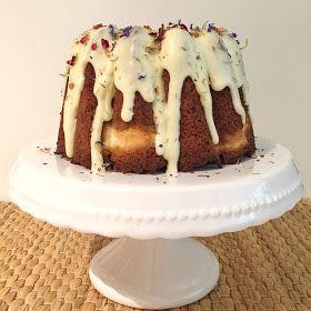 olles *Himmelsglitzerdings*: Zitronen Gugelhupf mit Cheesecake Füllung Low Carb / LCHF / Keto (enthält Werbung) plus Gewinnspiel