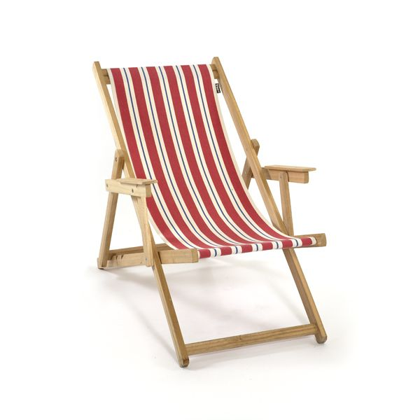 Image of LONA Deck Chair