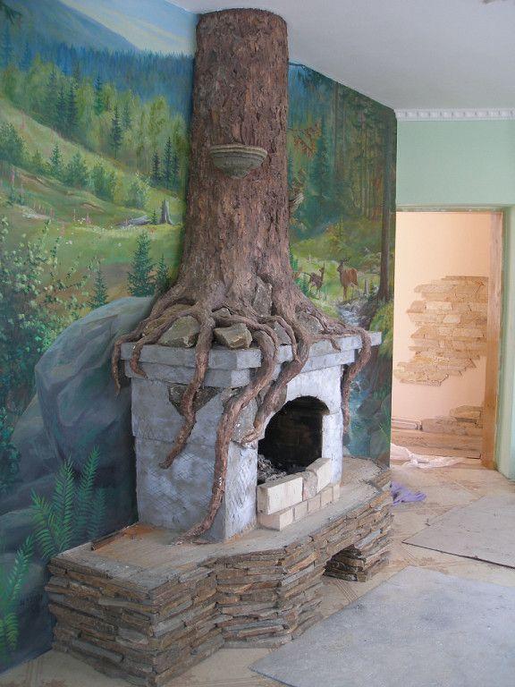 Художественная роспись, скульптура, барельеф — Барильєфи, художнє оформлення інтерьєру, гіпсова ліпнина | OK.RU
