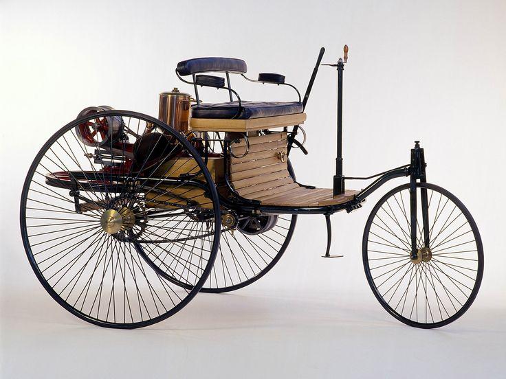 1885 Benz Patent Motorwagen TYP I