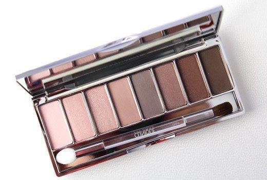 clinique eyeshadow palette pink honey affair