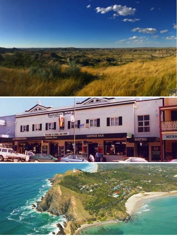Something for everyone in this list of places to spend a few days in NSW #victoria #australia #melbourne #holiday