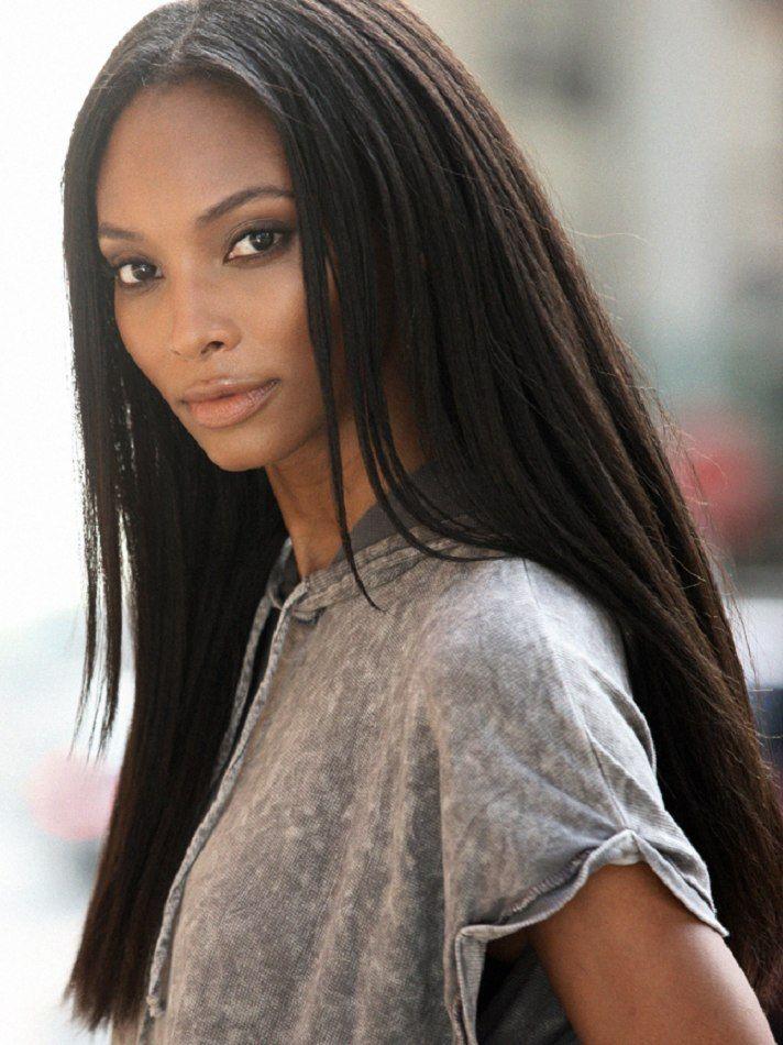 Crystal black babes black new top model portfolio shot for Top mobel