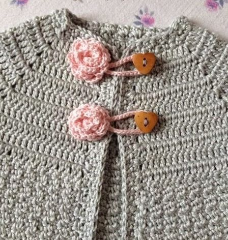 Baby Crochet Dress - Crochet Designs And Free Patterns