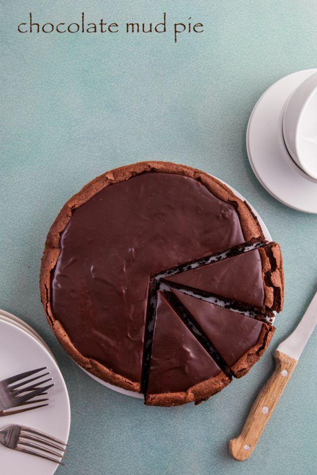 chocolate mud pie