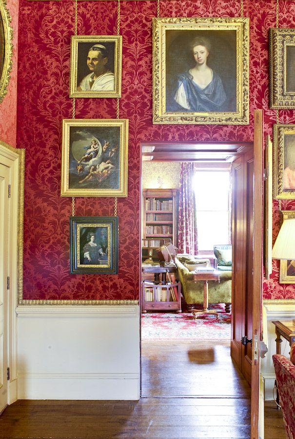 Castle Interior Design Set 63 best aldourie castle images on pinterest | castles, canopy beds