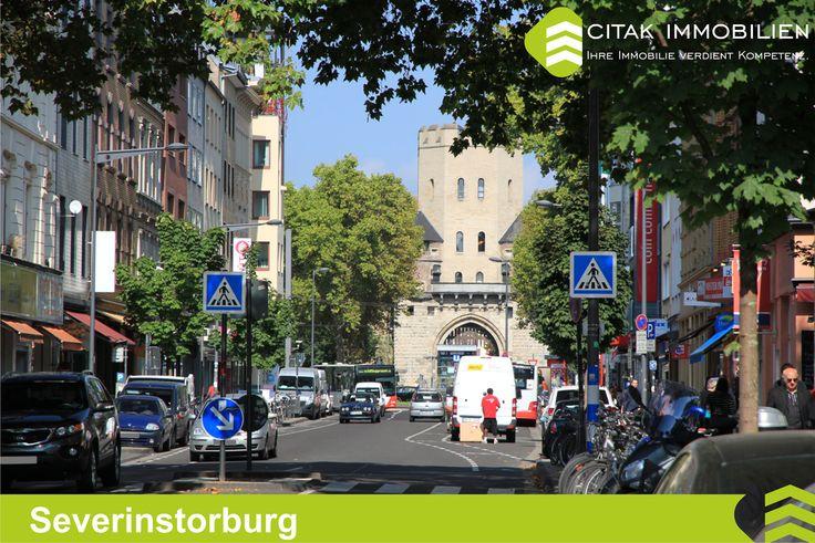 Köln-Neustadt Süd-Severinstorburg