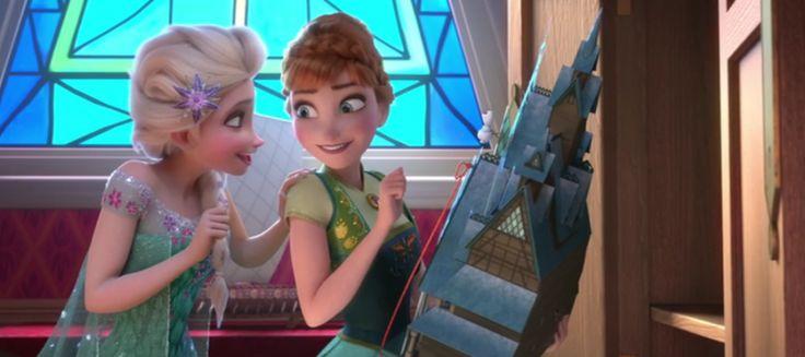 <i>Frozen Fever</i>  - Seventeen.com