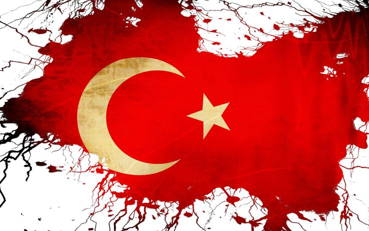 beautiful pictures of flag of turkey  (Halsey Longman 2560x1600)