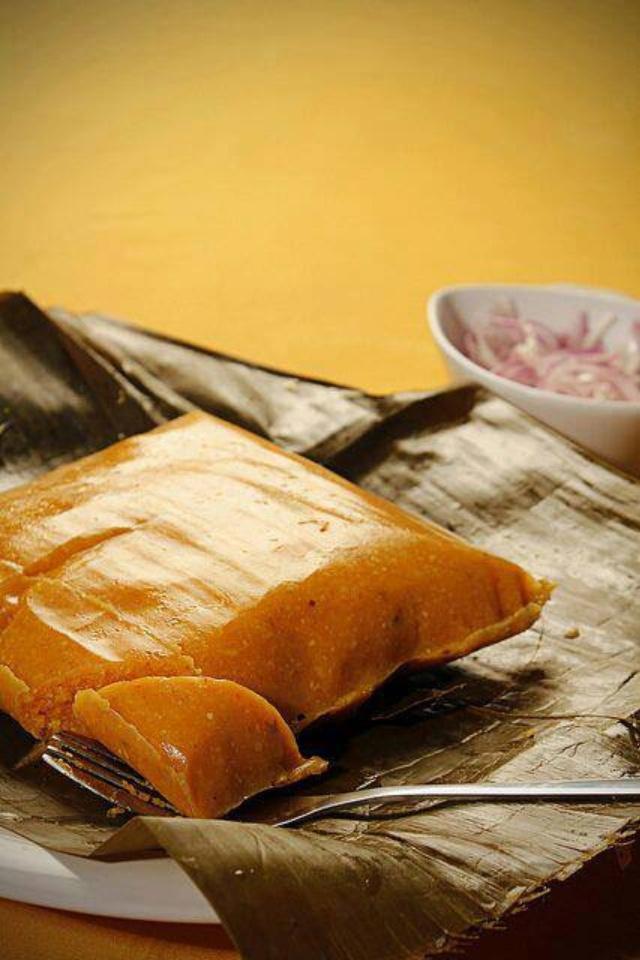 Tamales panameños