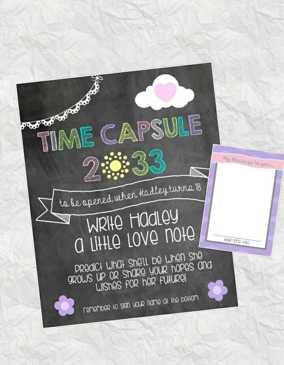 voir salope time capsule what to put in