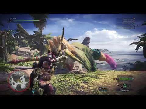 Batalla Final Dragon Alien-Monster Hunter: World™ - YouTube