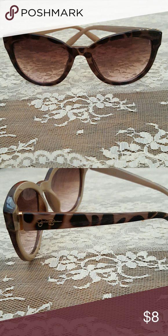 Jessica Simpson Sunglasses Anumal print sunglasses. Jessica Simpson Accessories Sunglasses