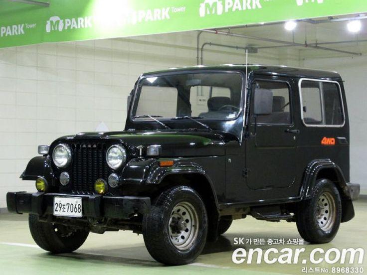 1994 Ssangyong Korando Jeep Jeep 5 Rs Cars And Caravans
