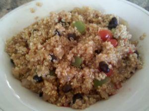 diät mit quinoa