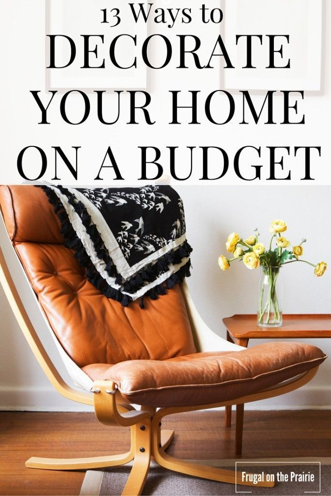 1524 best on a budget images on pinterest money tips saving money and budgeting tips - Ways to decorate your walls ...