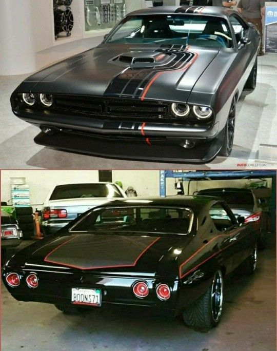 Mostly Mopar Muscle #musclecars