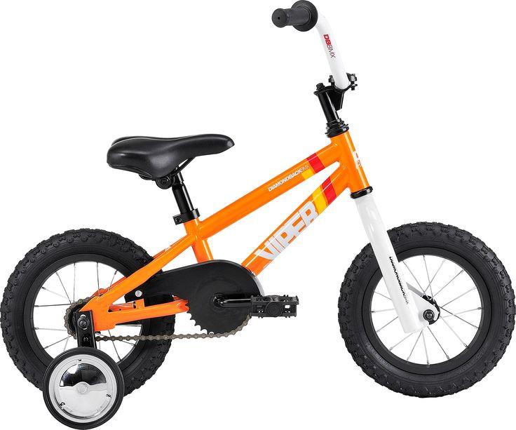 "Diamondback Male Micro Viper 12"" Boys' Bike"