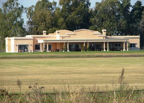 casa de campo en Argentina