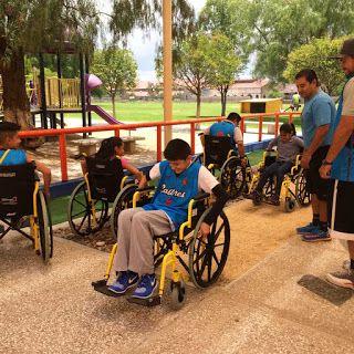 Los campeones de la Liga Estatal, Castores de Aguascalientes, visitaron las instalaciones del CRIT ~ Ags Sports