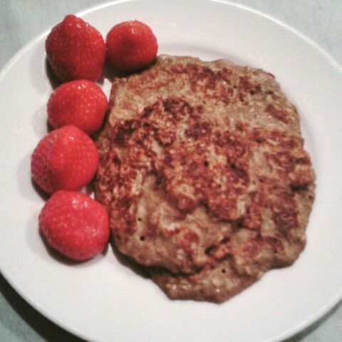 Healthy pancakes ^^,