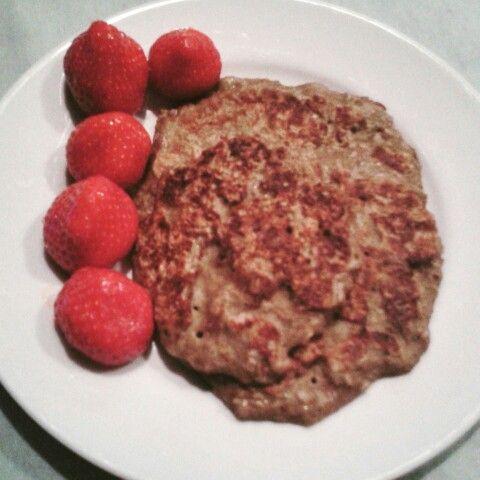 Healthy pancakes ^^,