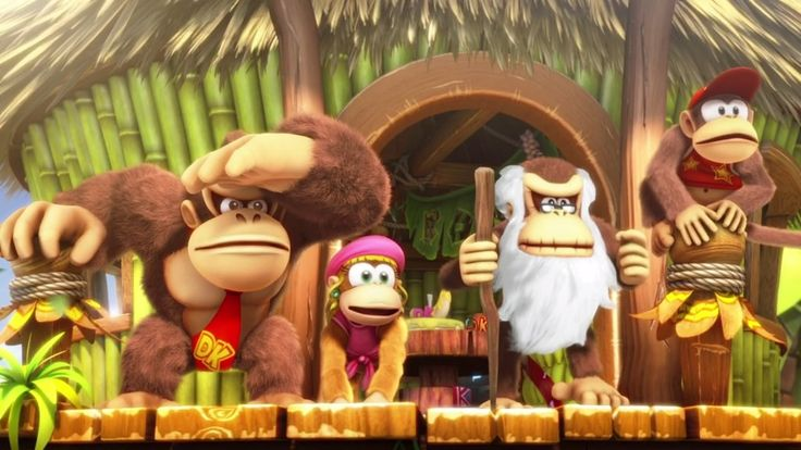 Approximately four years ago Donkey Kong Country: Tropical Freeze appeared for the Wii U, but a few months from now the game returns for an encore on the Nintendo Switch. https://www.nintendoreporters.com/en/news/nintendoswitch/donkey-kong-country-tropical-freeze-returns/