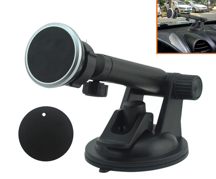Магнитная CD-плееры автомобильный держатель телефона Air Vent клип приборная панель всасывания Подставки для Blackview BV8000 Pro/R6 Lite/A8 /R7/E7/E7S/R6/P2
