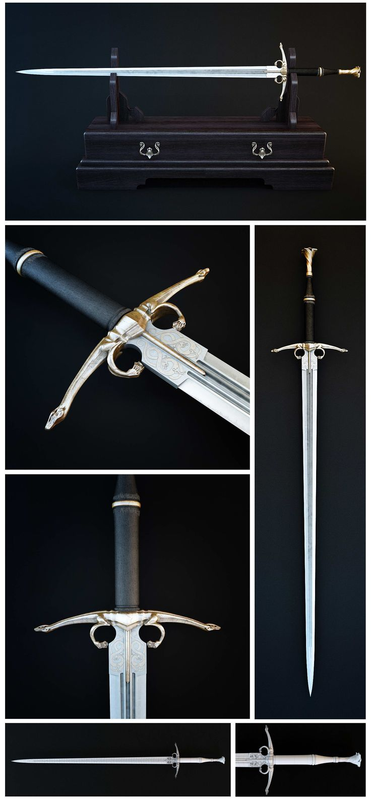 Dragon's Sword by HorheSoloma
