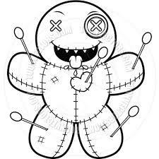 voodoo dolls drawings - Google Search