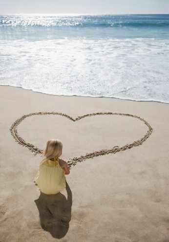 Beach toddler photos